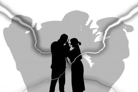 Crise no relacionamento ou término definitivo