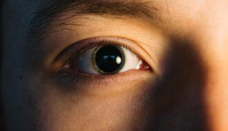 Pupilas dilatadas, você fica assim?